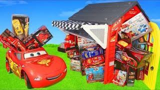 Disney Cars - Lightning McQueen carros de brinquedo - Brinquedos - Cars toys for kids