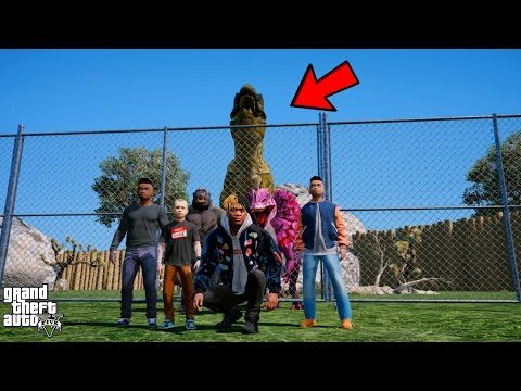 GTA 5 REAL LIFE KIDS MOD #10 TRIP TO THE NEW ZOO!