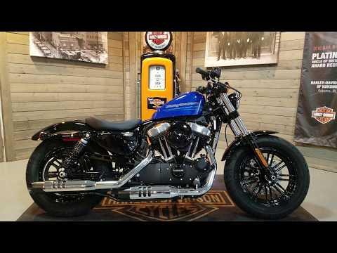 2019 Harley-Davidson Forty-Eight® in Kokomo, Indiana - Video 1