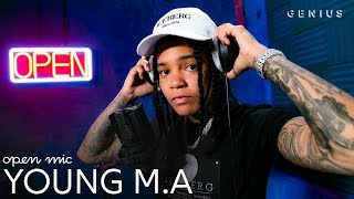 """Young M.A """"BIG"""" (Live Performance)   Open Mic"""