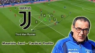 Maurizio Sarri | Tactical Profile | Strengths & Weaknesses | Welcome To Juventus
