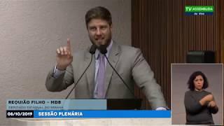 Requião Filho volta a defender manutenção de direitos de servidores no PR