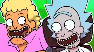 WATCH ME DRAW! Rick and Morty