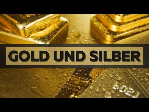 Update zur Chartanalyse für Gold und Silber