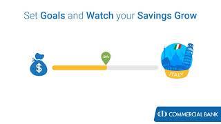 Flash digital banking savings feature
