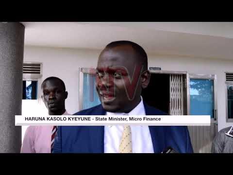 Masaka Youth urged to shun loans from money lenders