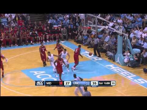 Video: North Carolina-Maryland Game Highlights