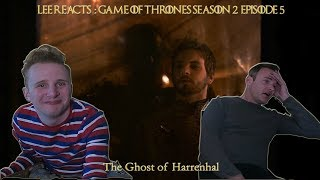 "Lee Reacts: Game of Thrones 2x05 ""The Ghost of Harrenhal"" Reaction"