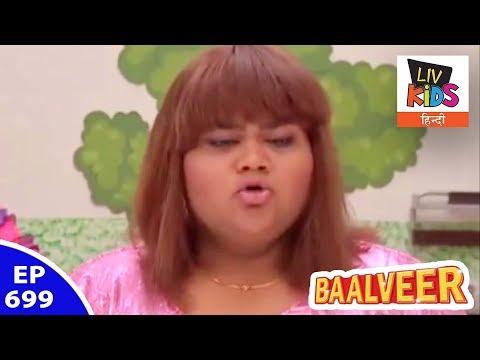 Baal Veer - बालवीर - Episode 699 - Montu Breaks Down