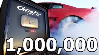 EPIC 1 Million Subscriber CELEBRATION (Gold Play Button)!!!
