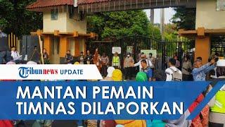 Mantan Pemain Timnas Sepak Bola Indonesia Dilaporkan ke Polisi, Diduga Tipu Warga Bekasi Rp35 Juta