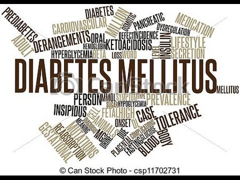 La nutrición en la pre-diabetes