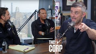 Gary V Tells A-Rod Why Kids Shouldn't Go To College