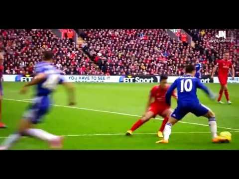 Football skills :Hazard,Sanchez and Bale