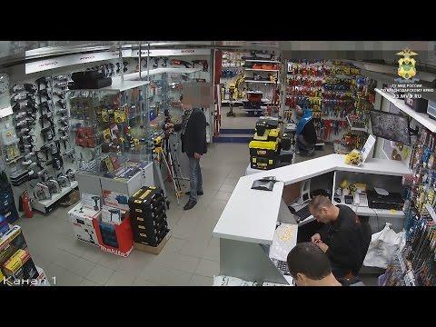 Сочинскими оперативниками задержан подозреваемый в совершении кражи из магазина