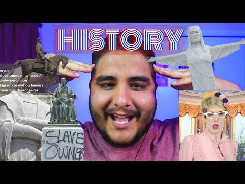 Taking Down Statues and Cancelling Jesus (feat. Queer POTUS)