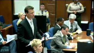 Conrad Murray Trial   Day 21, Part 2