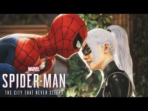 Spider-Man PS4 THE HEIST All Cutscenes Movie Game Movie