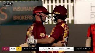 Highlights: Queensland v South Australia, JLT One-Day Cup