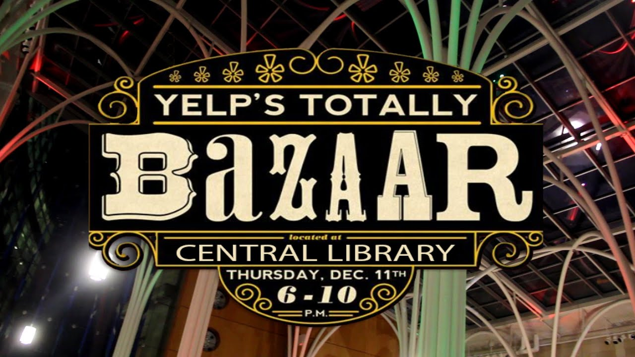 Yelp Indy Presents Totally Bazaar 2014