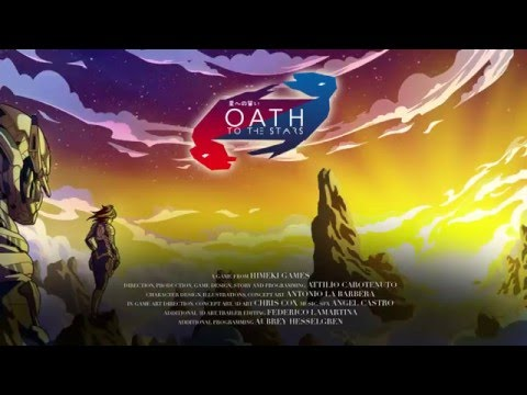 An Oath to the Stars - Reveal Trailer - Steam Greenlight thumbnail