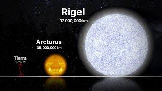 ¿Qué tan grande es el universo realmente?