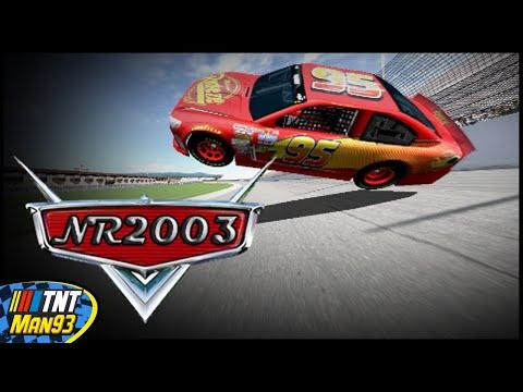 Cars 3 Teaser Remade Using a NASCAR Sim