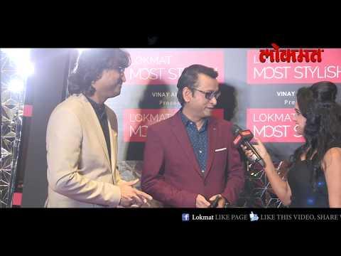Zingaat & Sairat Fame Ajay-Atul on their Style Funda I Red Carpet | Lokmat Most Stylish Awards 2018