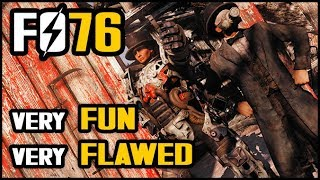 FALLOUT 76: Very Fun, Very Flawed - A Critique