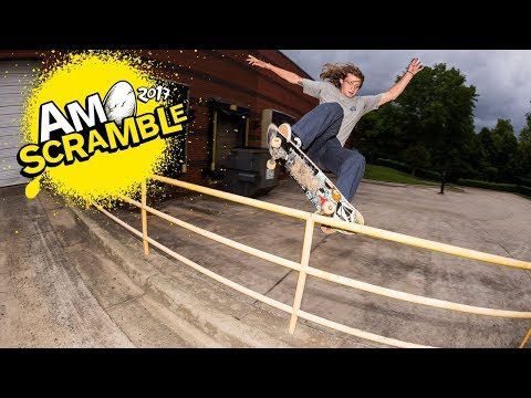 Rough Cut: Axel Cruysberghs' Am Scramble Part
