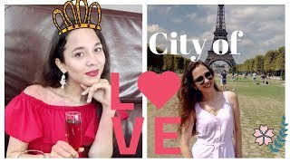 My impressions of Paris! Comparing France and Ukraine