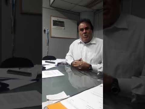 Entrevista com Cel  Paulo Afonso Cunha sobre  a intervenção Federal no Rio d