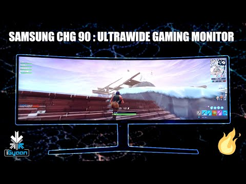 CES 2019: Samsung presents CRG9, monitor, ultrawide QLED by