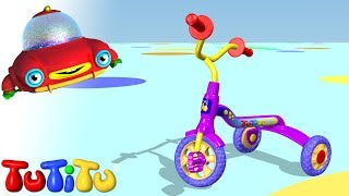 TuTiTu Leksaker | Trehjuling