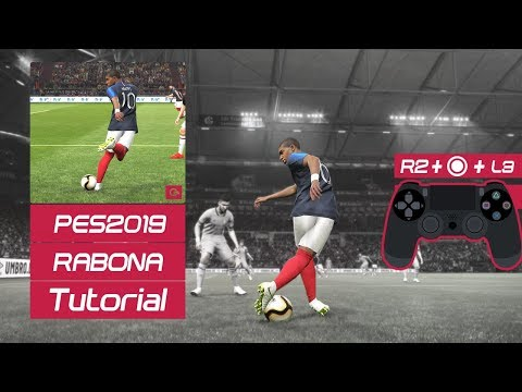 PES 2019 - New | RABONA| Tutorial [PS4, PS3]#12 - PES Magic