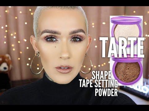 Shape Tape Setting Powder by Tarte #6