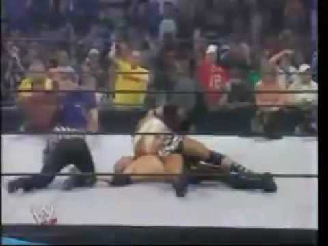 Survivor Series 2005 - SmackDown Vs Raw Highlights