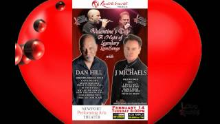 Love Rocks! with Dan Hill and J Michaels