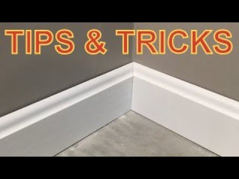 How To Install Baseboard Corners That Look Great Mp3