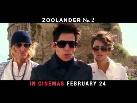 Don't miss #Zoolander2 in cinemas FEBRUARY 24