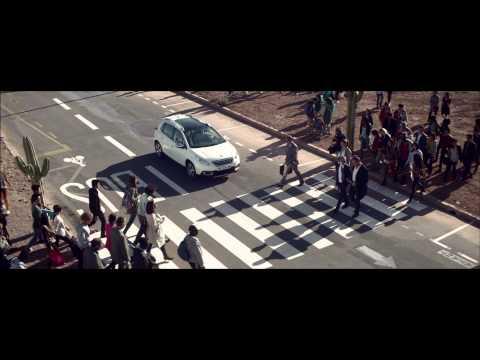 Peugeot  2008 Паркетник класса J - рекламное видео 4