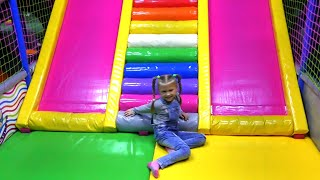 Welcome To The Best Indoor Playground With Yaroslava   Video For Kids