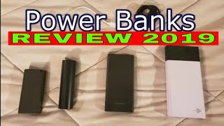 Power banks review 2019