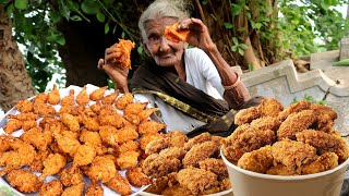 Granny's KFC CHICKEN RECIPE   KFC CHICKEN BY 100 YEARS OLD GRANDMA