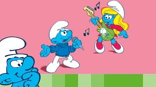 Cuddly Wuddly Smurf • Sing along with the Smurfs