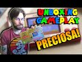 Game amp Watch Super Mario Bros Unboxing Y Gameplay Men