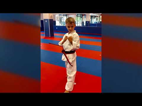 Download Christian's Black Belt Slideshow HD Mp4 3GP Video and MP3
