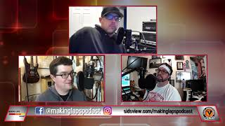 Making Laps Podcast | 03.08.21 | R(age)PM Act