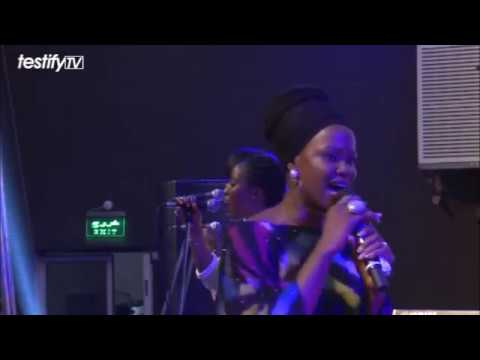 Testify Live And Aloud: Shola Allyson