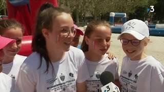 LAuRAFoot Tour (Le Puy en Velay) : reportage France 3
